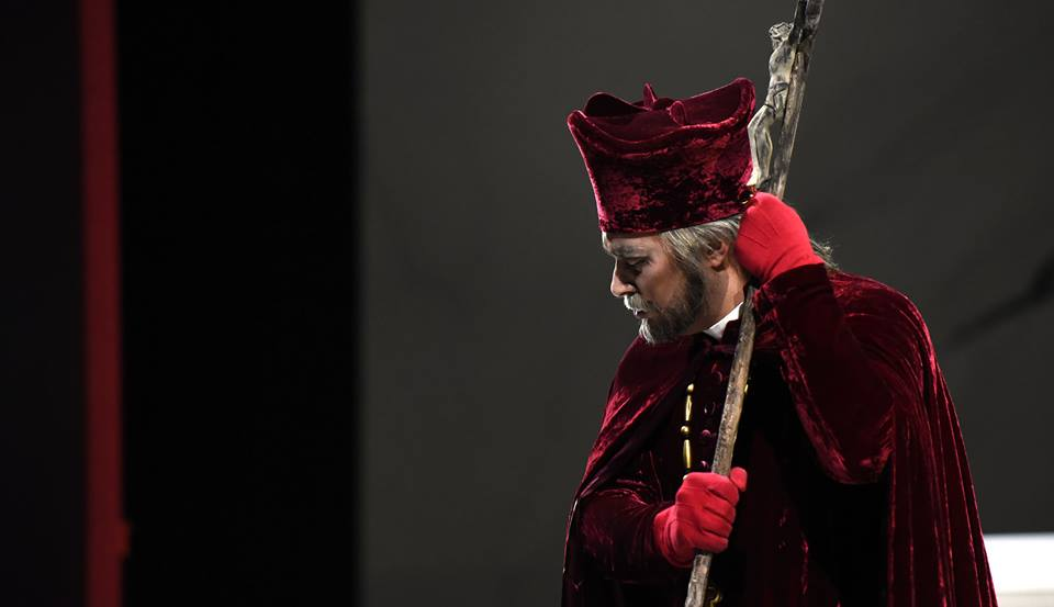 Il Grande Inquisitore - Ievgen Orlov - Foto Teatro Regio Parma