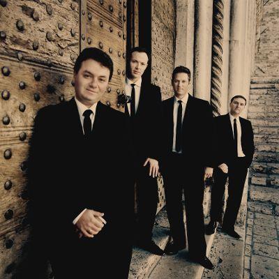 Quartetto Jerusalem, foto Felix Broede