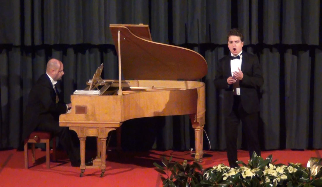 "Adam Kutny - Special Award ""Grazia Cavanna"" dedicato al giovane talento"