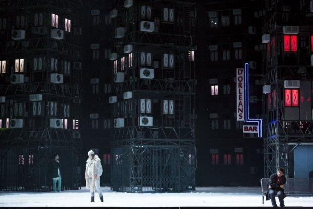 La Bohème nella produzione torinese. Photo: Ramella&Giannese © Teatro Regio Torino