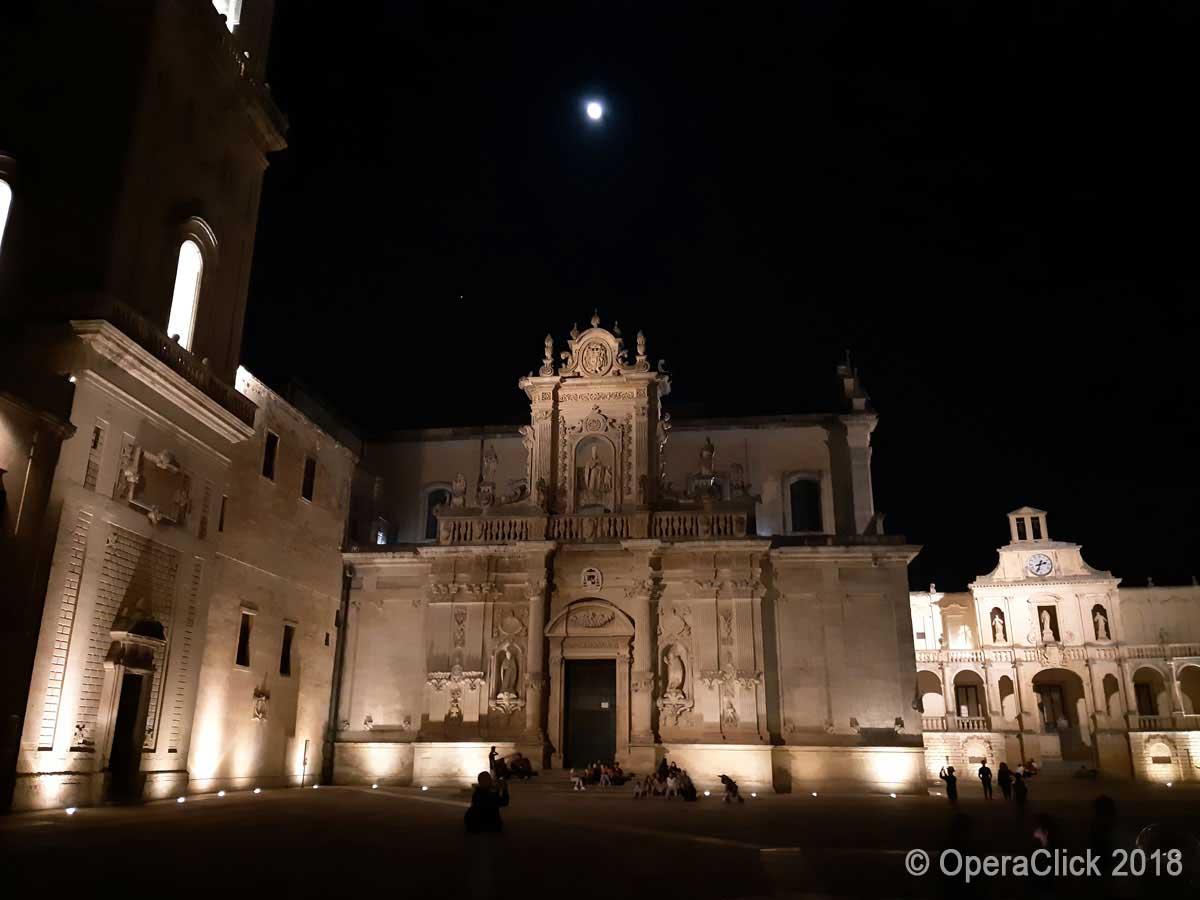 Il Duomo di Lecce