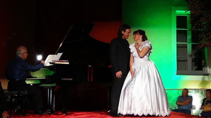 Ivan Magrì e Linda Campanella - © OperaClick, Danilo Boaretto