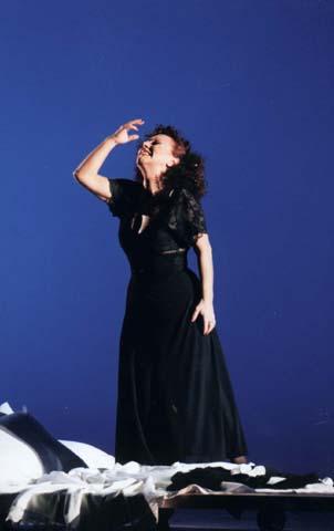Turandot di Busoni - soprano Denia Gavazzeni Mazzola