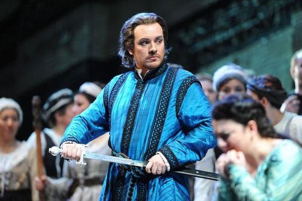 Francesco Meli: Gabriele Adorno al Teatro Regio di Parma