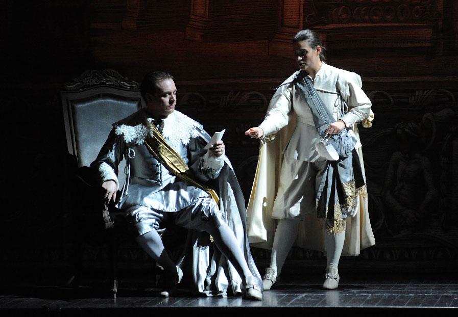 Francesco Meli con Serena Gamberoni: Un ballo in maschera - Teatro Regio di Parma