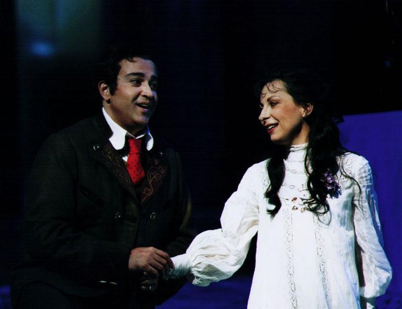 Shalva Mukeria e Natalie Dessay in Sonnambula