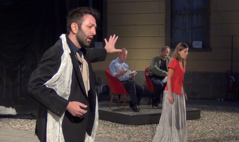 Pasquale Scircoli e Leonora Tess - credits OperaClick (Danilo Boaretto
