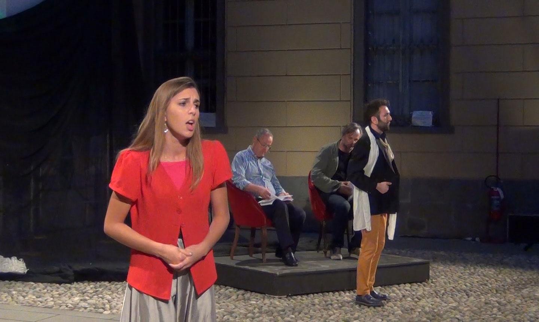 Leonora Tess e Pasquale Scircoli - credits OperaClick (Danilo Boaretto