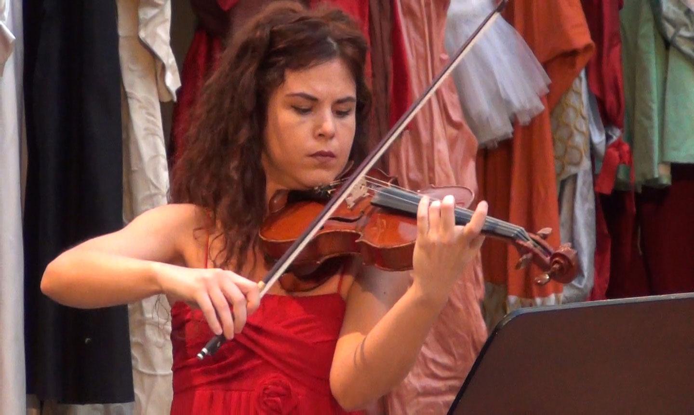 Germana Porcu - credits OperaClick (Danilo Boaretto