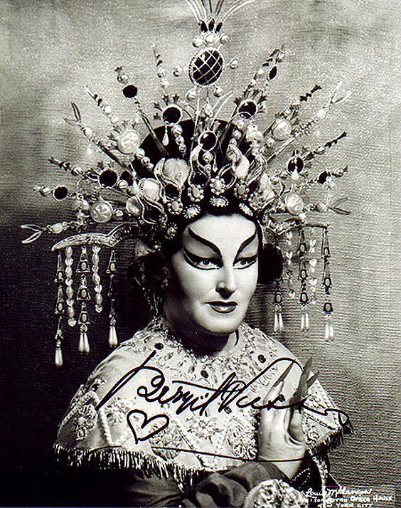 Birgit Nilsson - Turandot