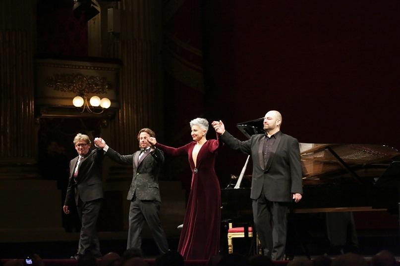 Foto concessa dal Teatro alla Scala di Milano