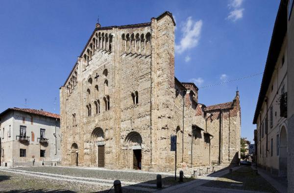 Pavia - basilica di San Michele Maggiore