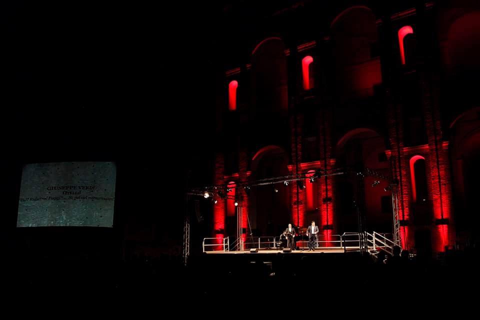 foto della Fondazione Teatri Piacenza