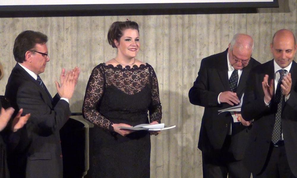 Selene ZAnetti vincitrice del PRIMO Premio