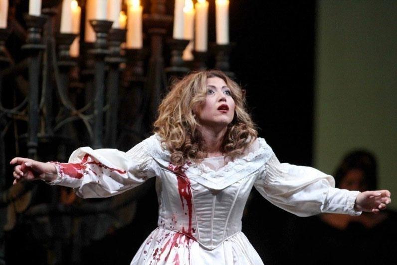 Desirée Rancatore (Lucia di Lammermoor) - ©Lannino