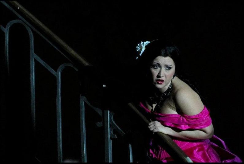 Desirée Rancatore (La traviata) - ©Hanel