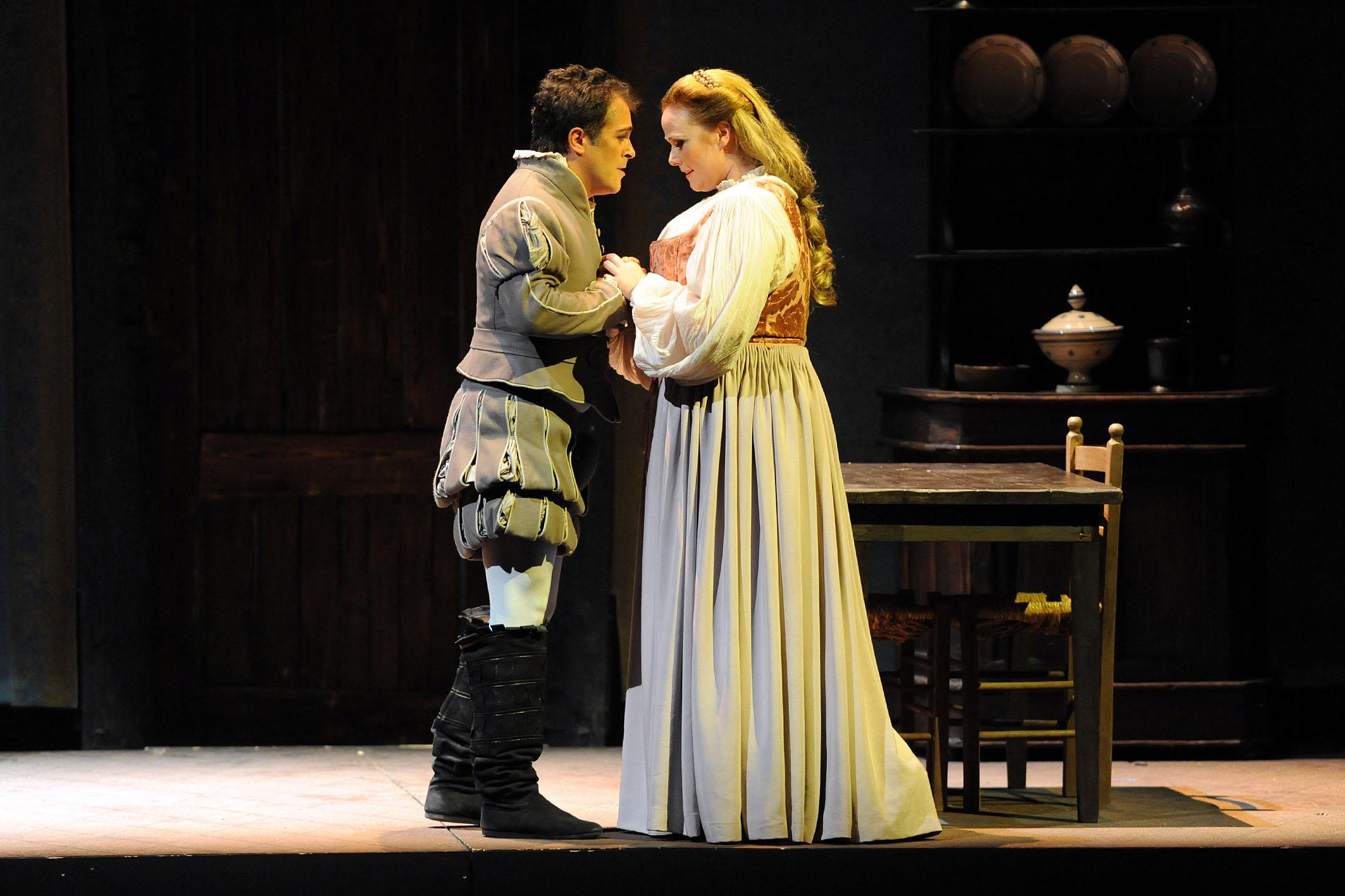 Piero Pretti e Jessica Pratt Foto Ricci Parma
