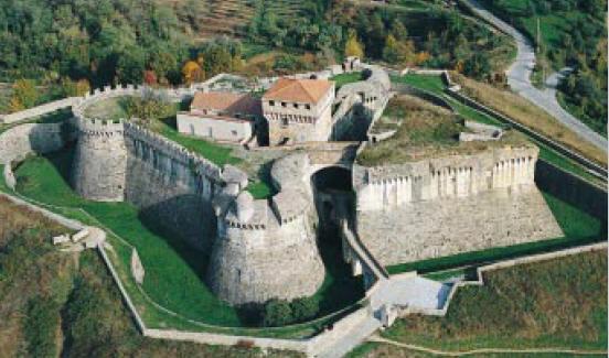 la Cittadella di Sarzana