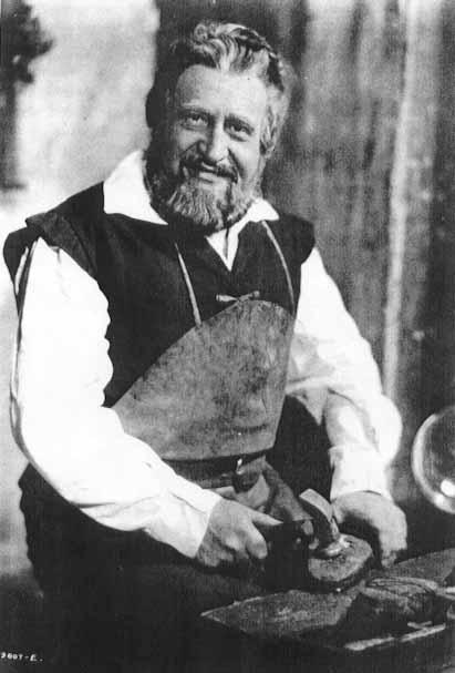 Friedrich Schorr nel ruolo di Hans Sachs