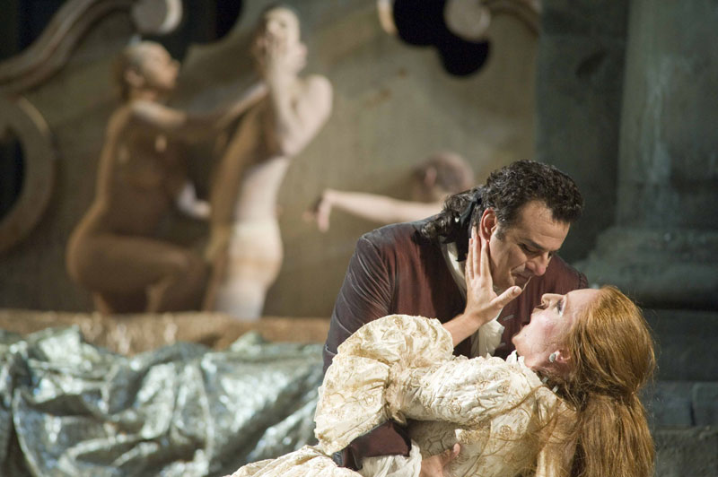 Manon Lescaut  a Torre del Lago con Marcello Giordani