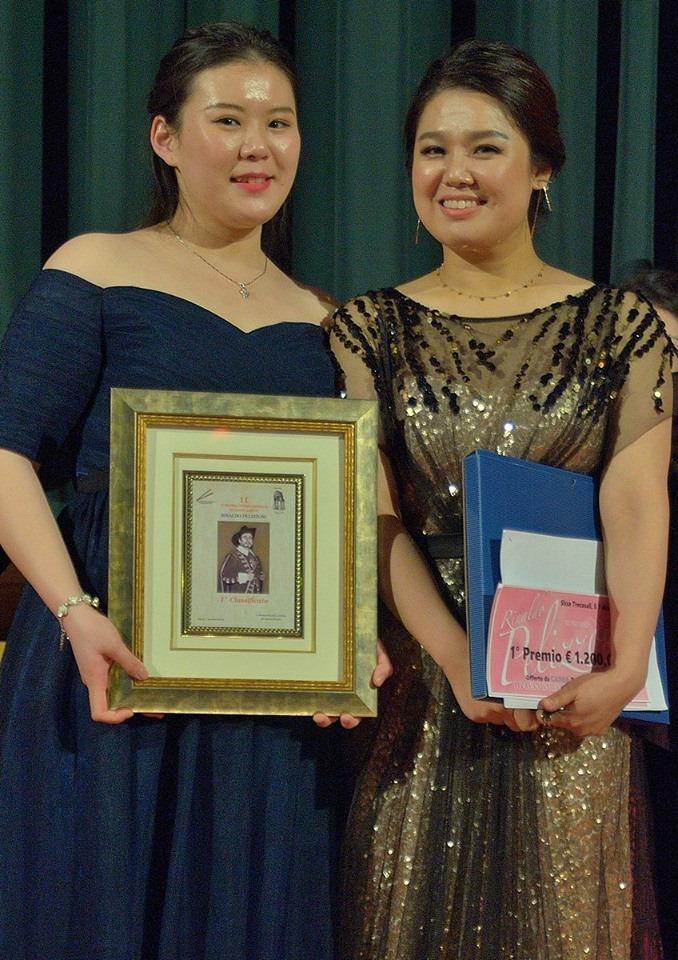Ling Qi e Yang Durum - foto Angelo Bolsi