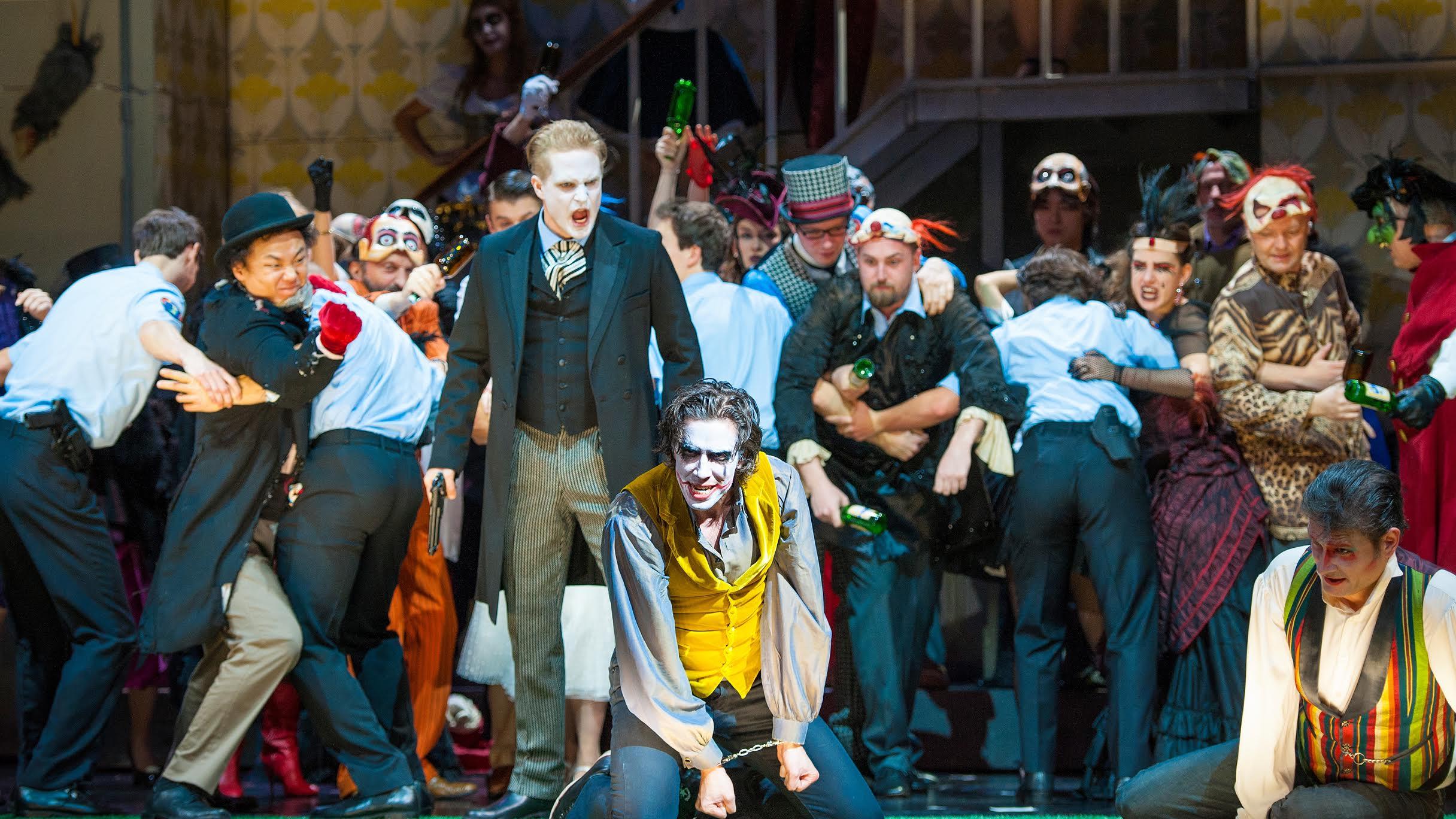 DON GIOVANNI al Landestheater di Salisburgo