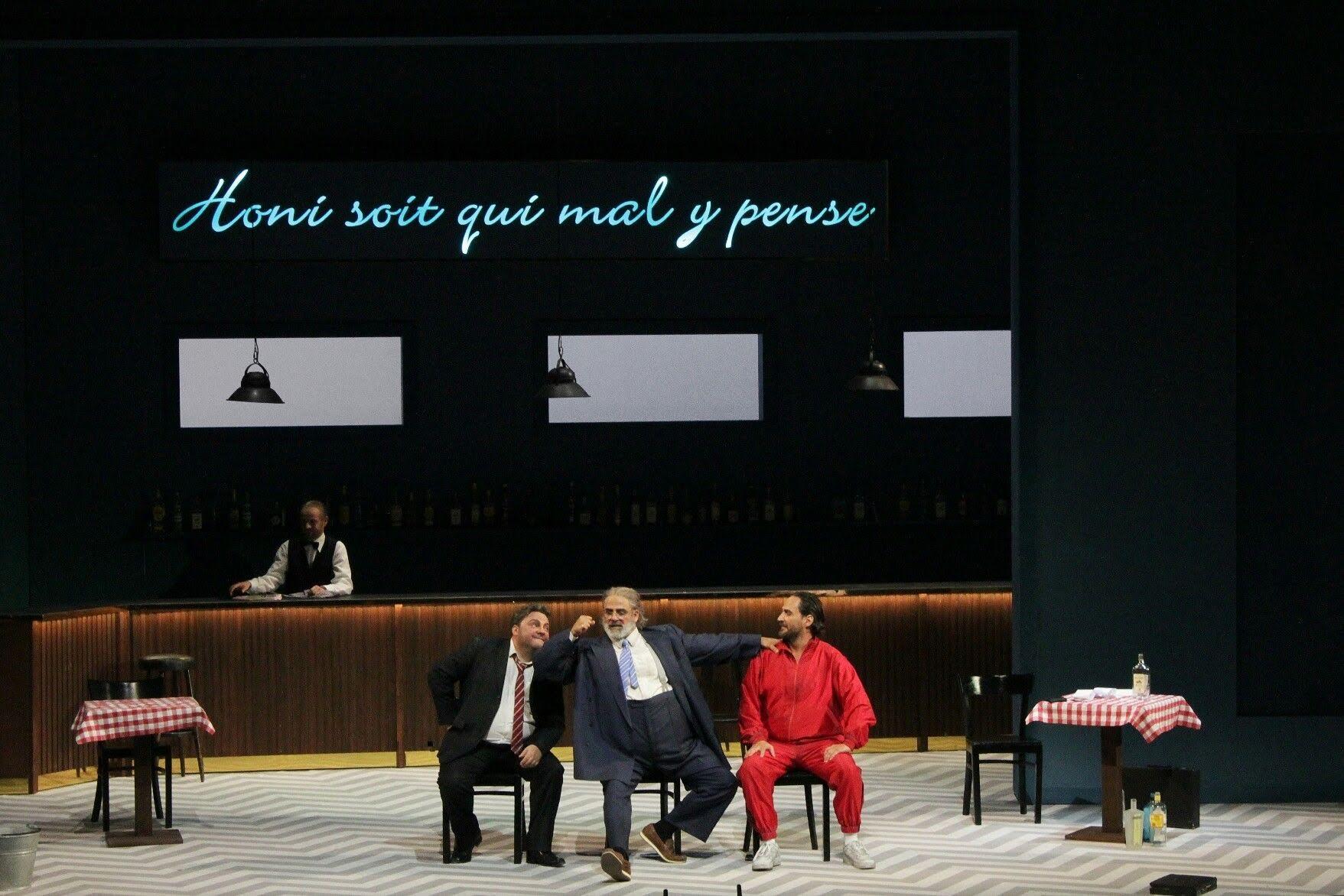 FALSTAFF con Pietro Spagnoli al Teatro di Karlsruhe
