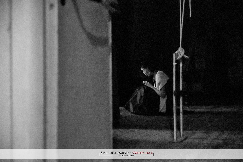 una concorrente si concentra - credits Studio Controluce di Giuseppe De Seta