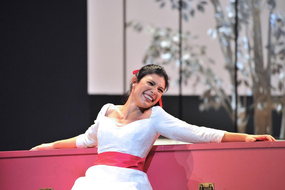 Rosina ne Il Barbiere di Siviglia - Gran Teatre del Liceu, Barcellona