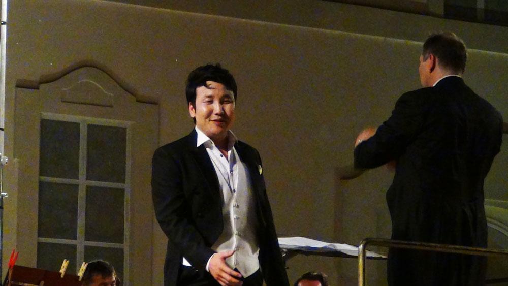 Kim Sunghyun - III° classificato ex aequo