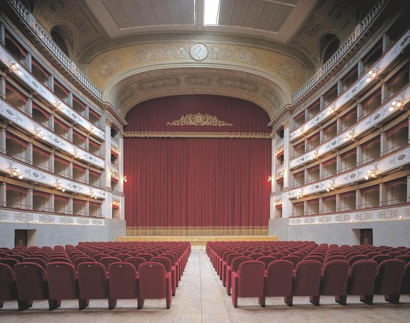 Livorno, Teatro Goldoni