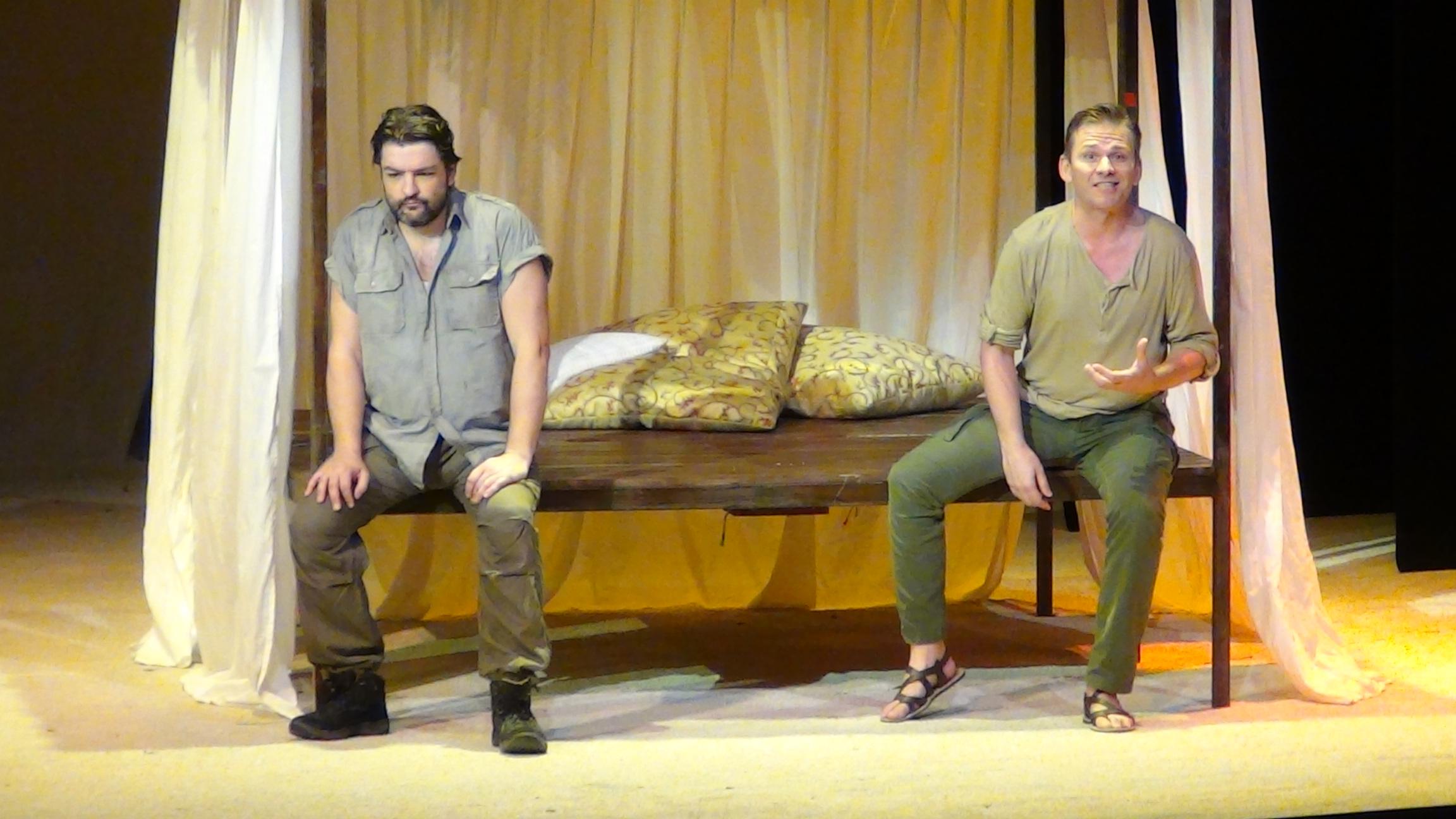 New Israeli Opera - Les pêcheurs de perles