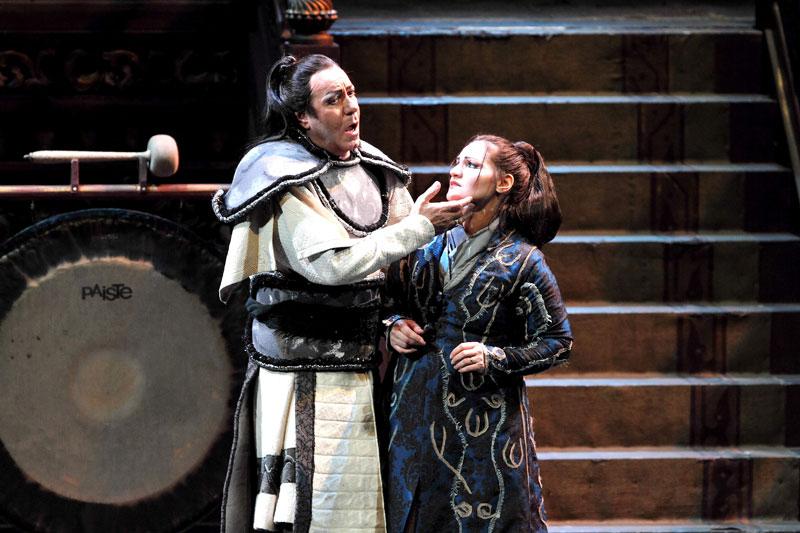 Mario Malagnini e Roberta Canzian - foto di : Marcello Orselli