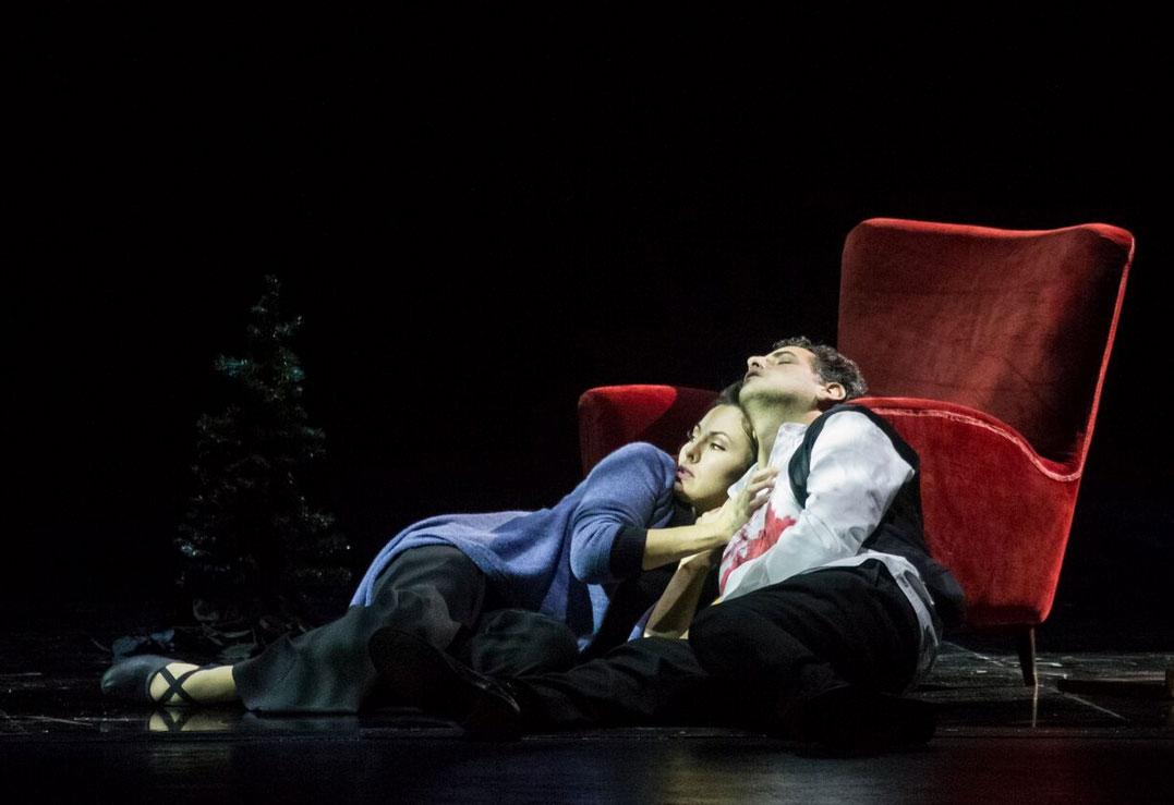 Bologna, Teatro Comunale: Werther - Foto Rocco Casaluci