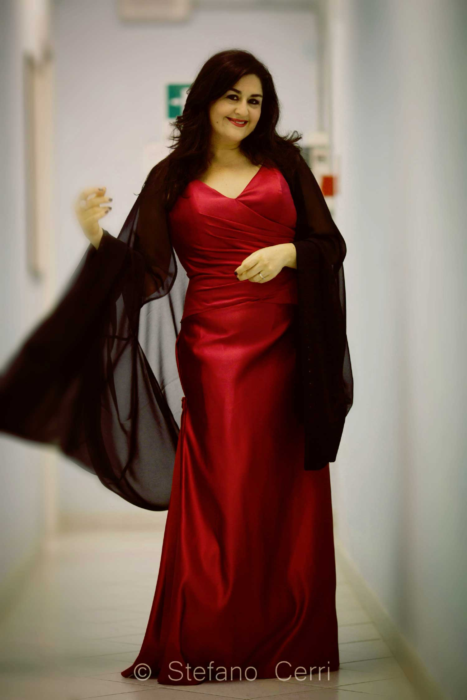 Alexandra Zabala - foto di Stefano Cerri