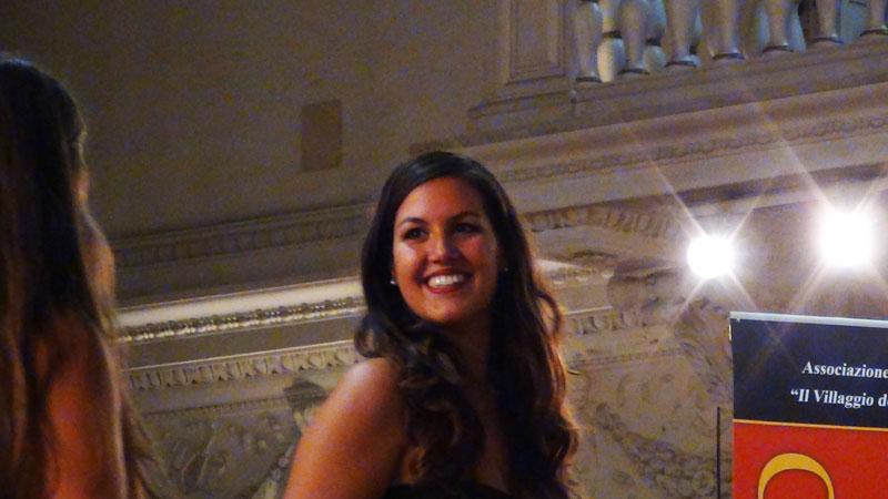 Federica Lombardi vincitrice del premio Angelica Tuccari - foto di OperaClick